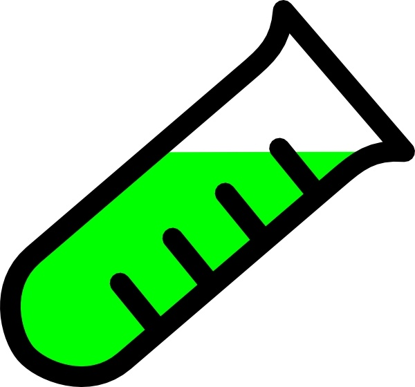 600x560 Graded Test Tube Clip Art Free Vector In Open Office Drawing Svg