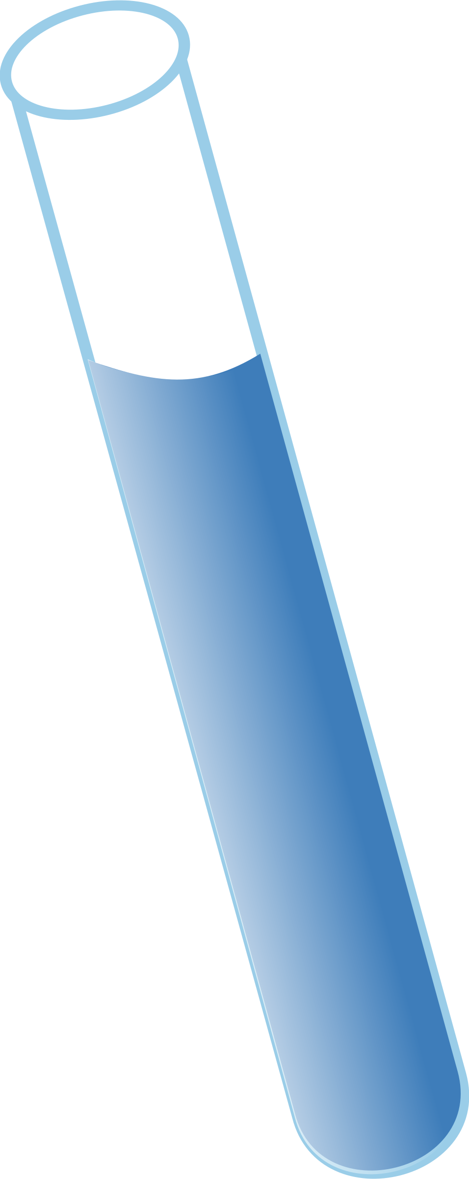 956x2400 Test Tube Clipart