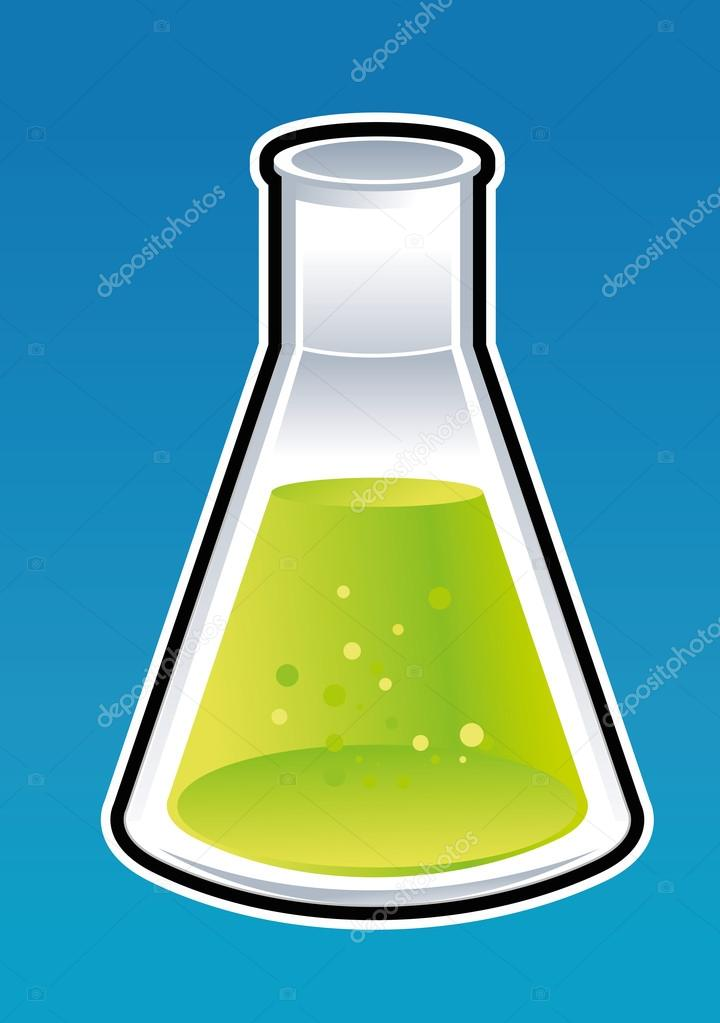 720x1023 Test Tube Stock Vector Senkron