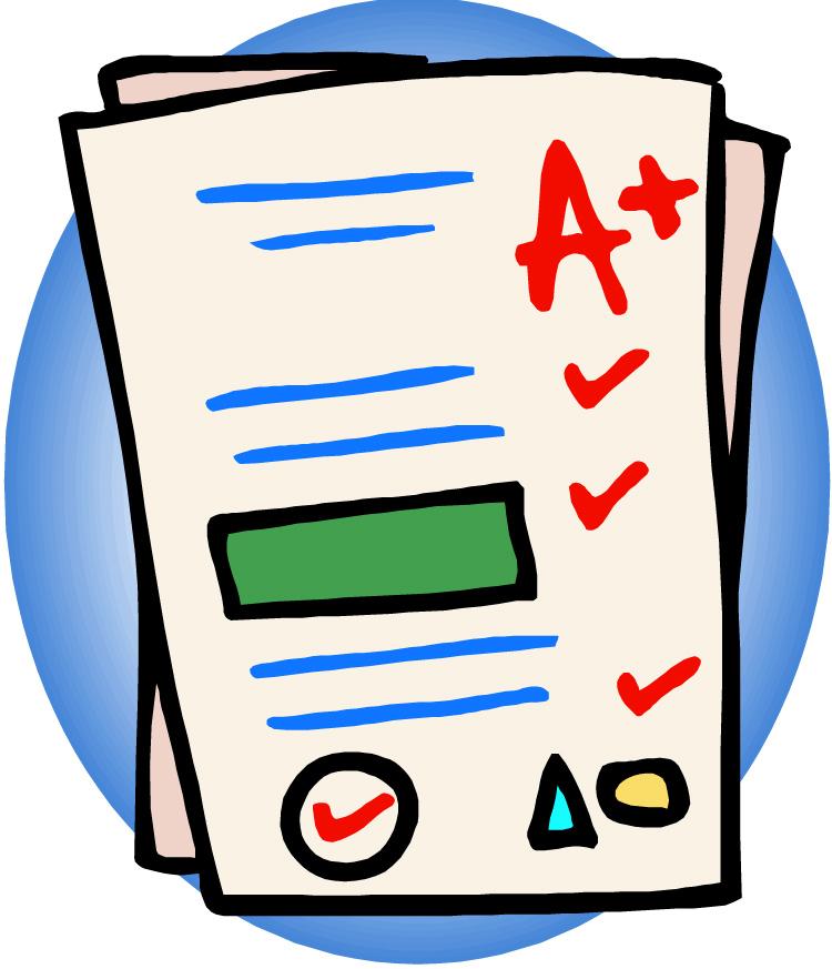 750x873 Testing Test Score Clipart