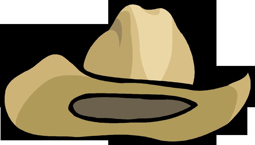 867x495 Hat Clipart Texas Cowboy