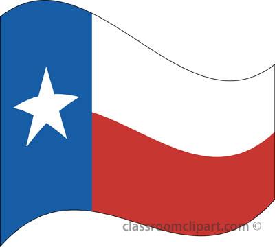 400x360 State Flags Clipart Texas Flag Waving