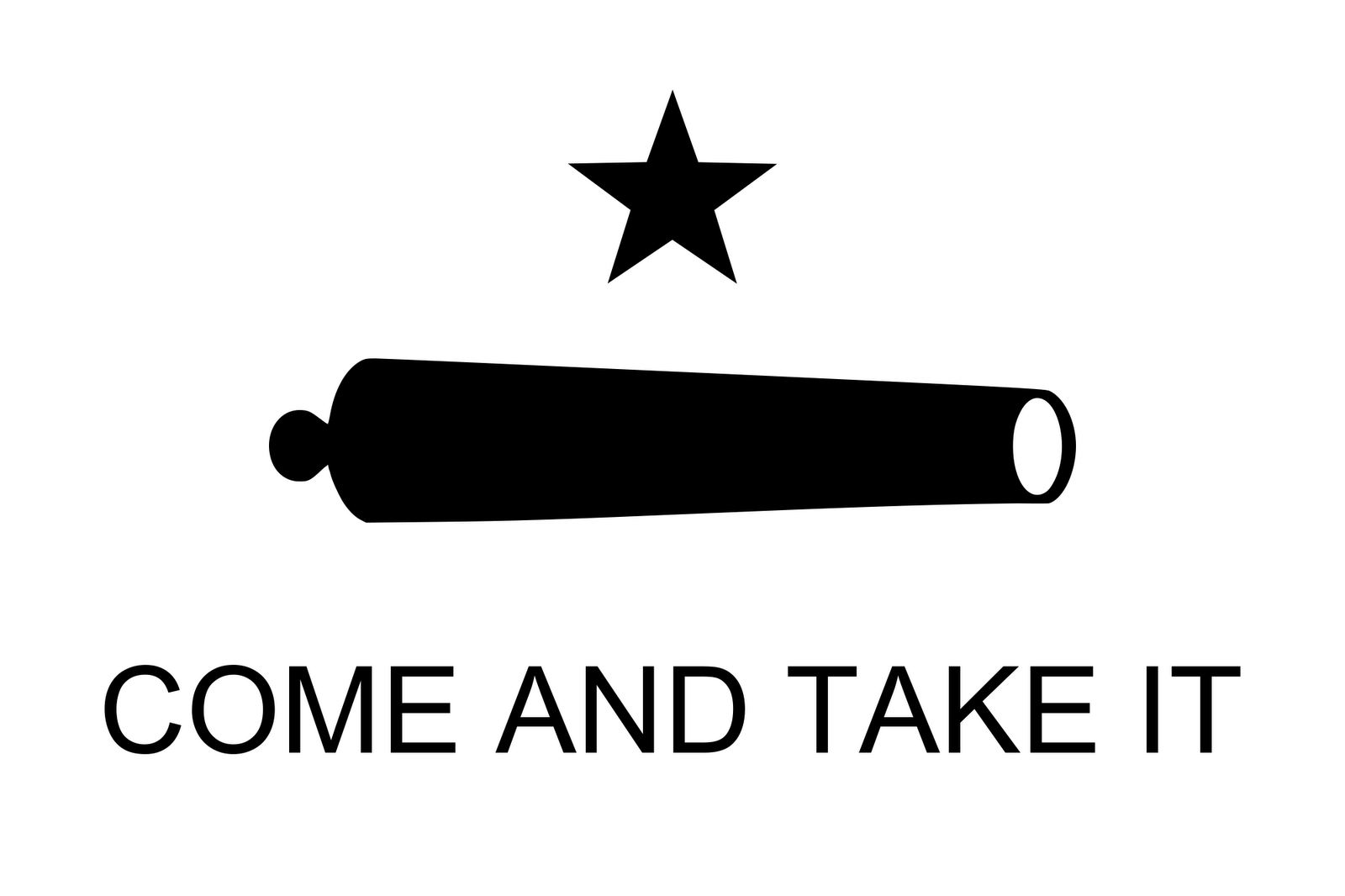 1600x1066 Texas Flag Come And Take It Public Domain Clip Art Photos And Images