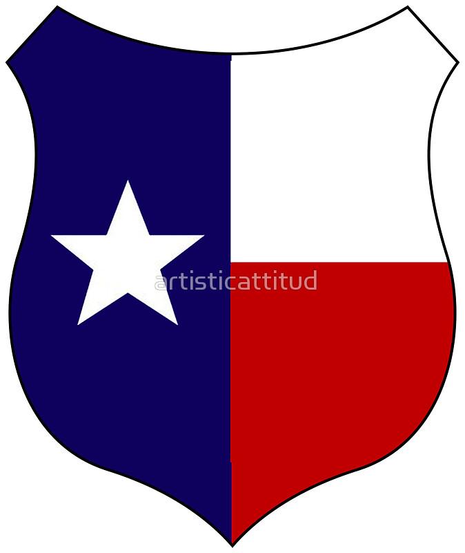 674x800 Texas Flag Shield Stickers By Artisticattitud Redbubble
