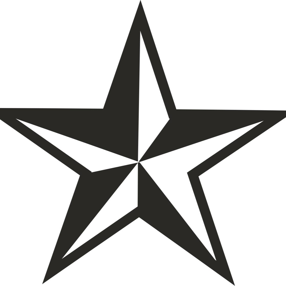 1118x1117 Texas Flag Star Clipart Image