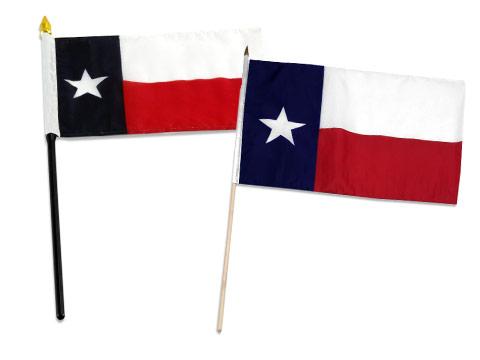 480x360 Texas Flags