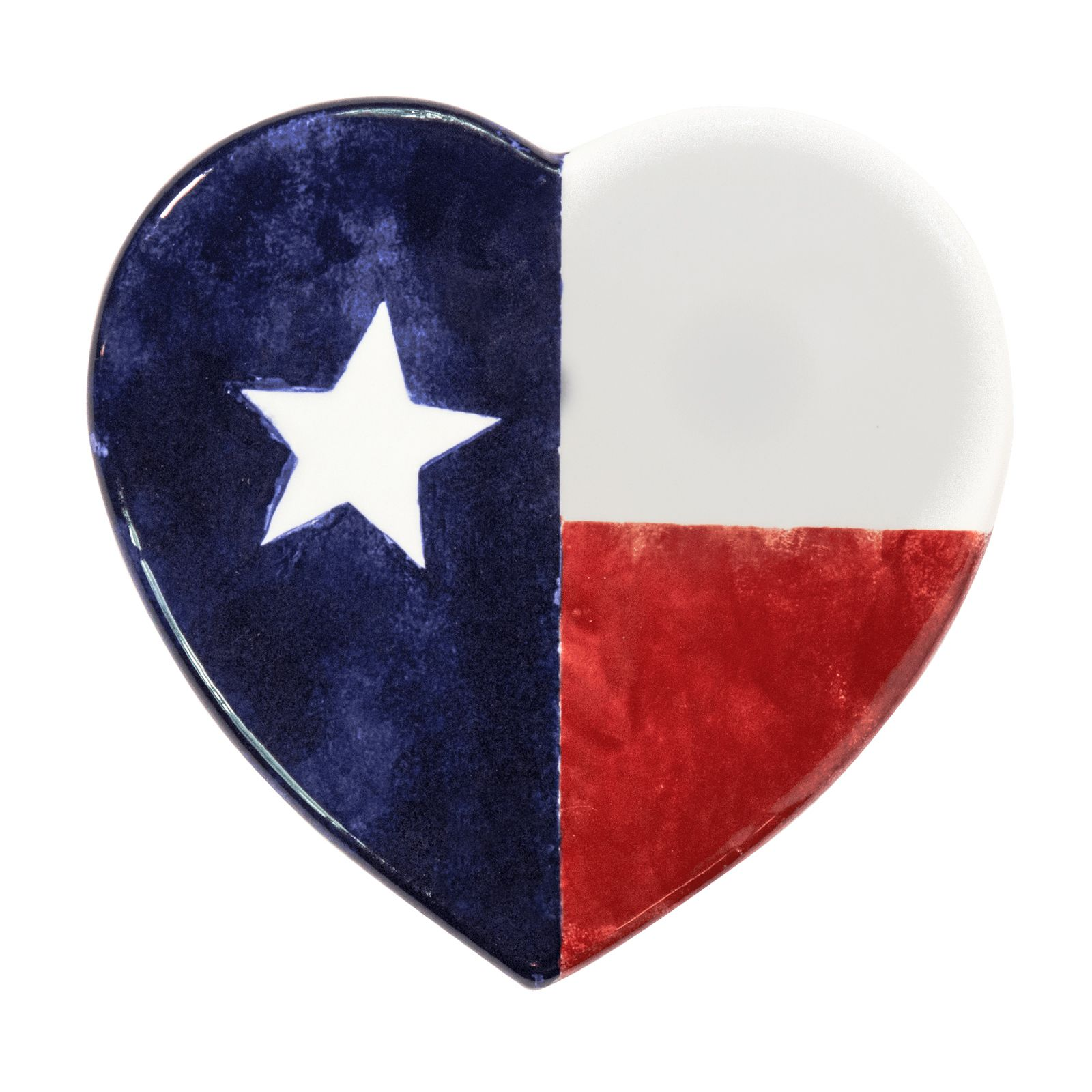 1600x1600 Heart Shaped Texas Flag Trivet Texas Capitol Gift Shop