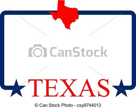 450x358 Clipart Texas