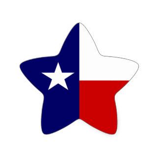 324x324 Texas Flag Stickers Zazzle