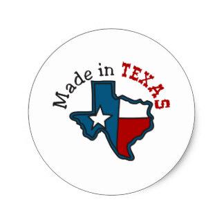 324x324 Texas Outline Stickers Zazzle