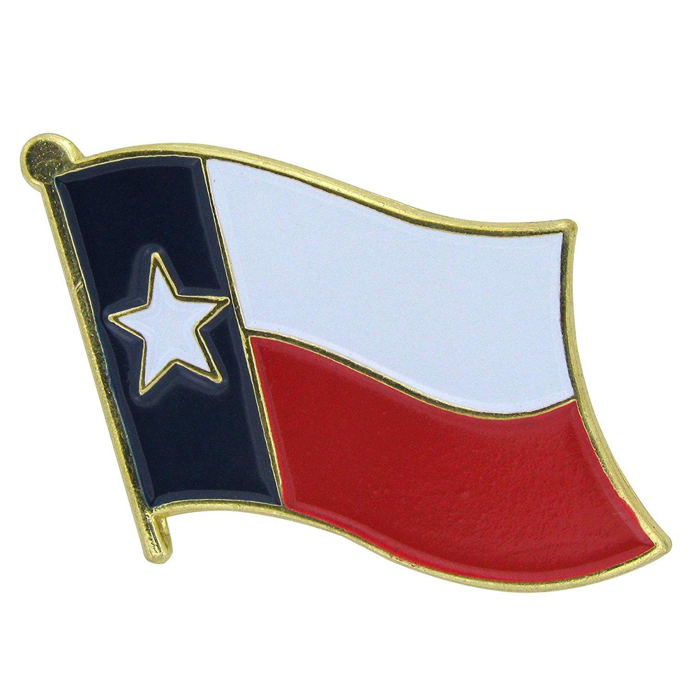 1500x1500 Us Flag Store Lapel Pin Usa And Texas Flag Garden