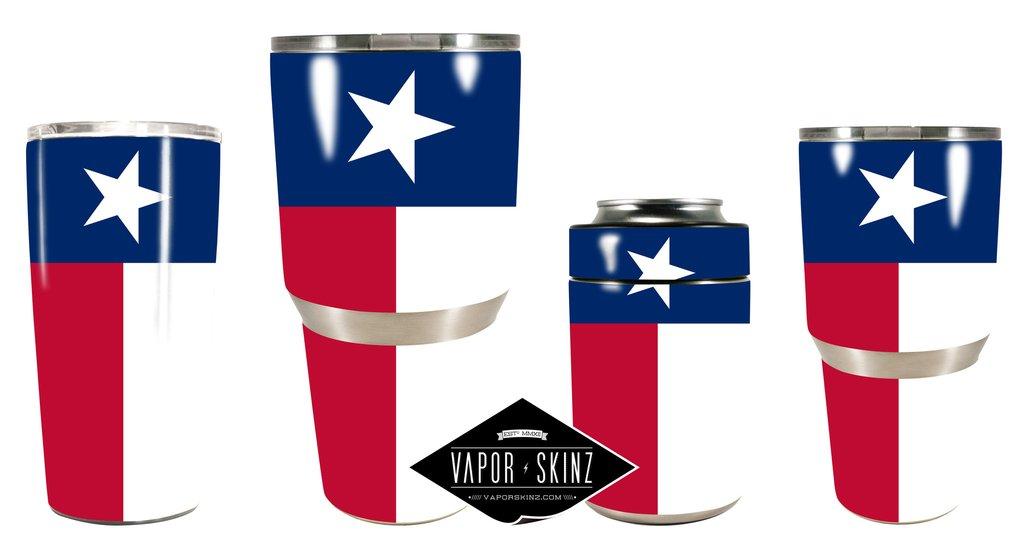 1024x548 Texas Flag Vapor Skinz