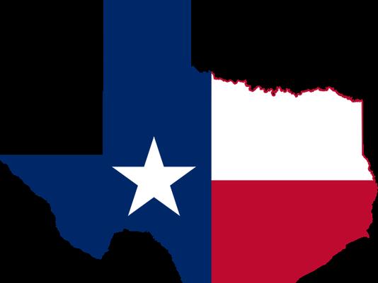 534x401 Texas Flag Clip Art