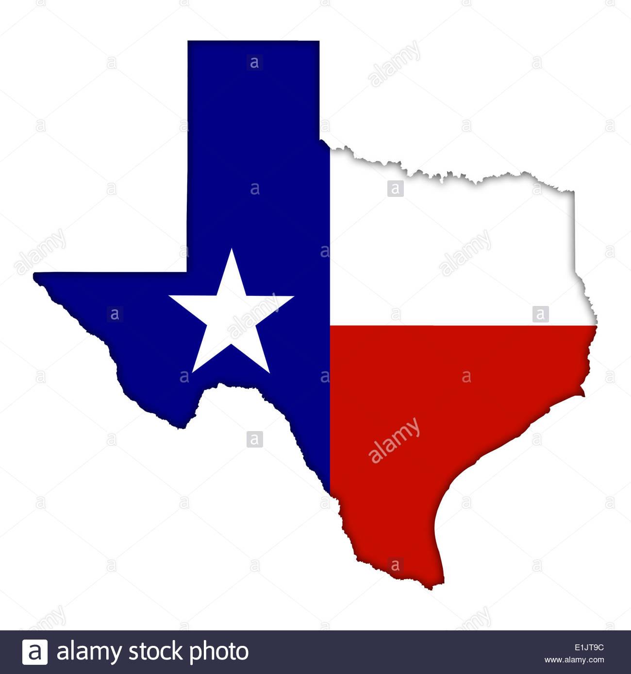 1300x1390 Texas Flag Map Icon Logo Stock Photo, Royalty Free Image 69870344