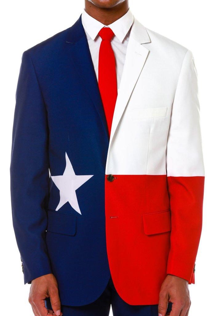 683x1024 The Texas Flag Lone Star State Blazer