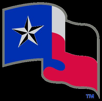 391x388 Fancy Texas Flag Clipart