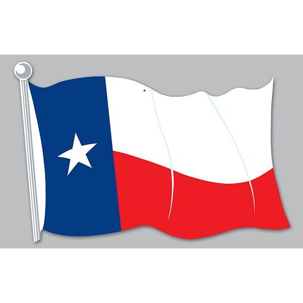 600x600 Texas Flag Cutout Texas Flags And Flags