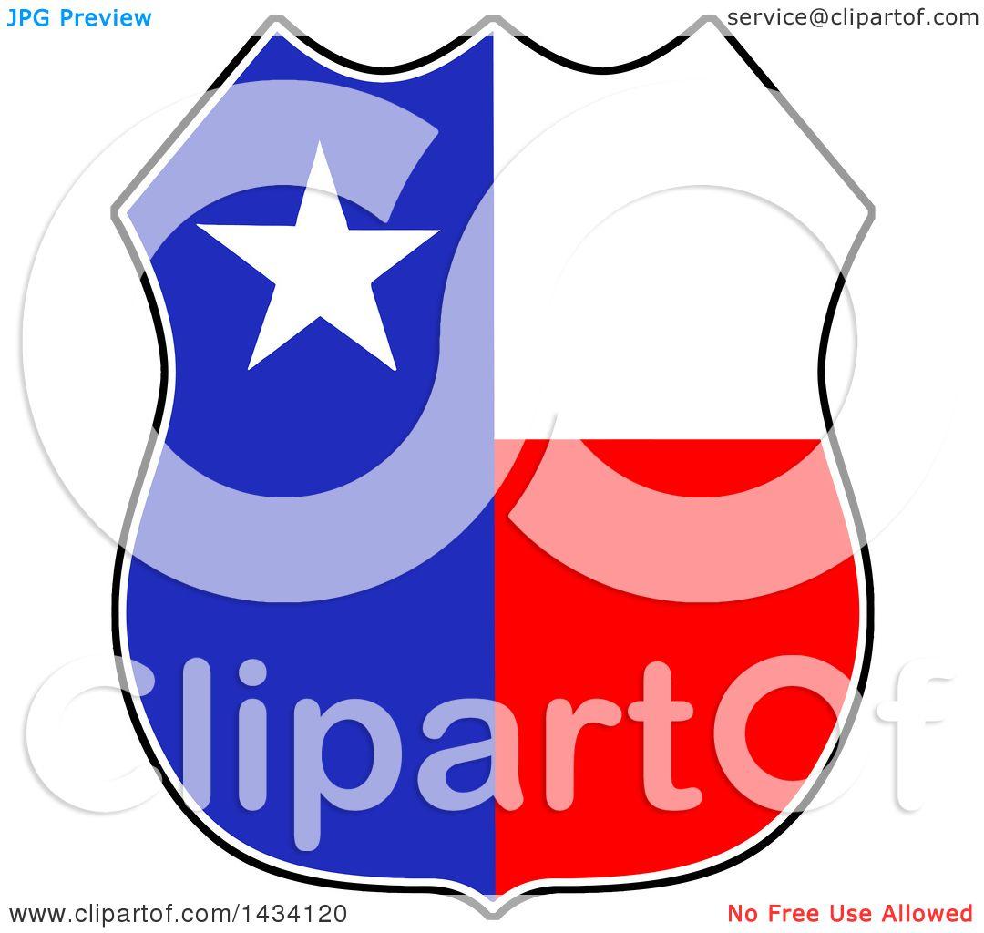 1080x1024 Clipart Of A Cartoon Waving Texas Flag