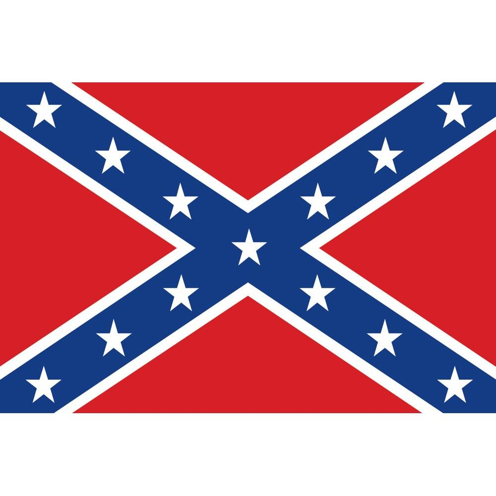 1000x1000 Best Free Confederate Flag Clip Art File Free Free Vector Art