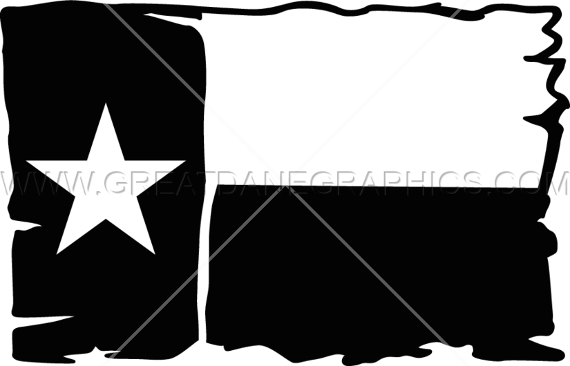 825x530 Burlap Texas Flag Production Ready Artwork For T Shirt Printing