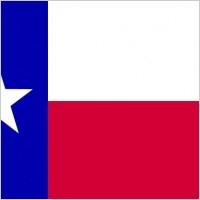 200x200 Texas Flag Clipart