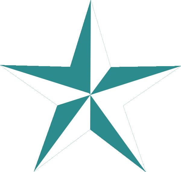 600x572 Texas Star Clipart