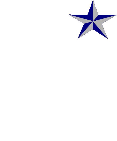 492x595 Texas Star Clipart