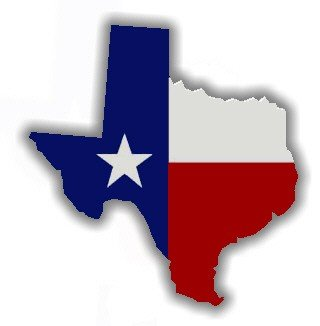 320x326 State Of Texas Logo Clip Art