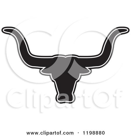 450x470 Longhorn Mascot Clipart