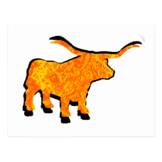 324x324 Texas Longhorn Postcards Zazzle