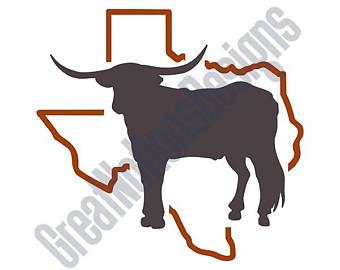340x270 Texas Longhorn Etsy