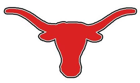 448x266 Head Clipart Longhorn