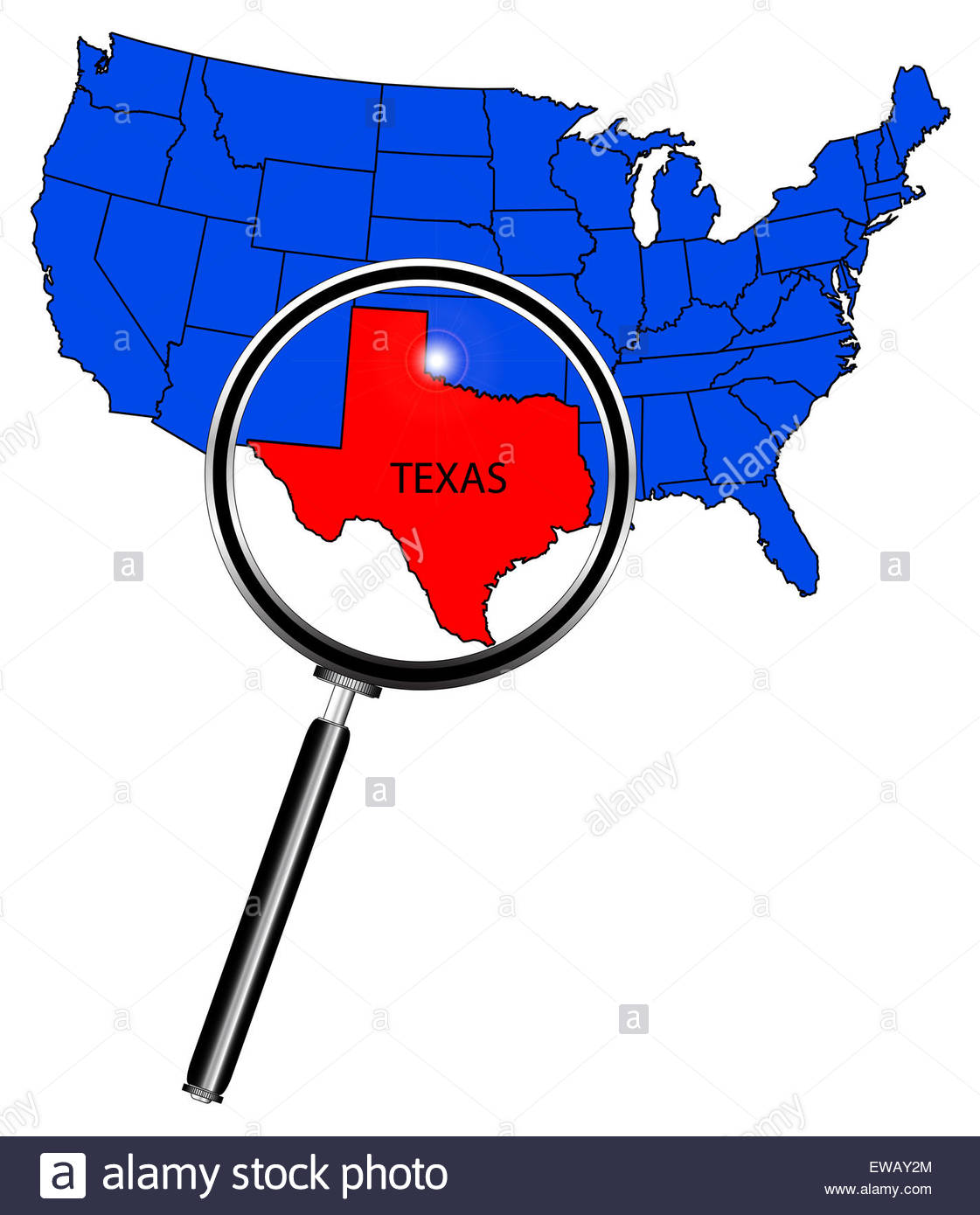 1121x1390 An Outline Map Of The United States Of America With Texas