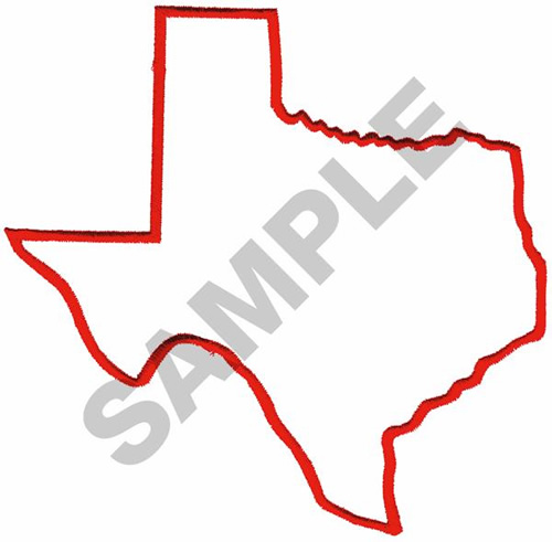 photo regarding Texas Outline Printable referred to as Texas Define Cost-free obtain most straightforward Texas Determine upon