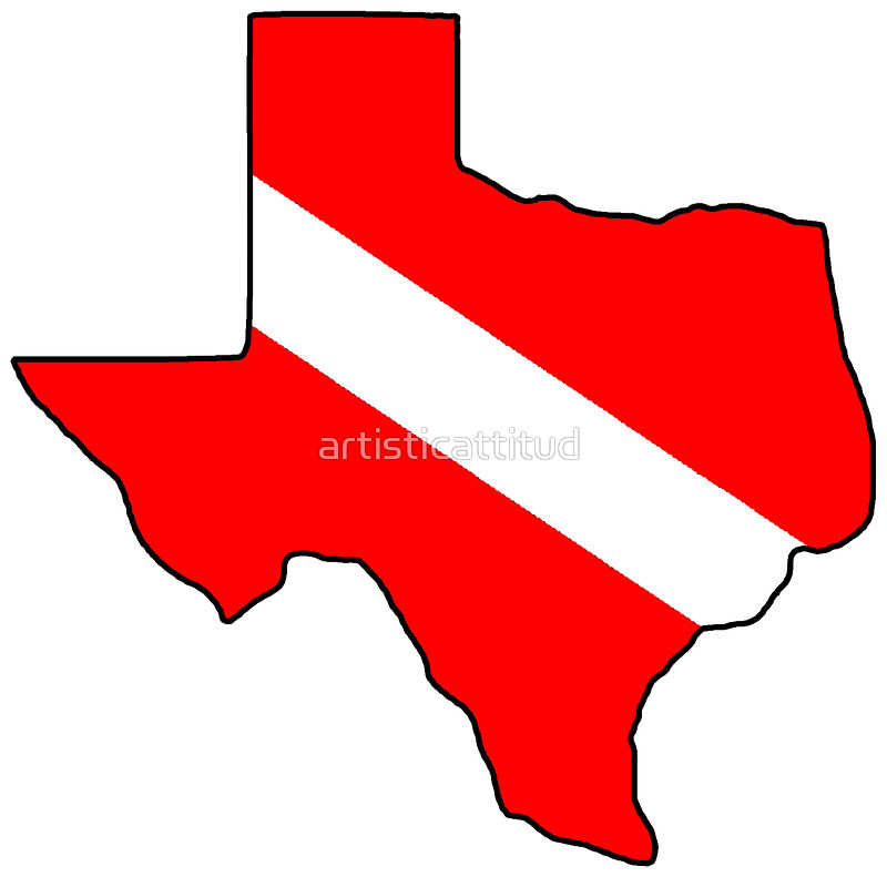Texas outline red. Free download best on