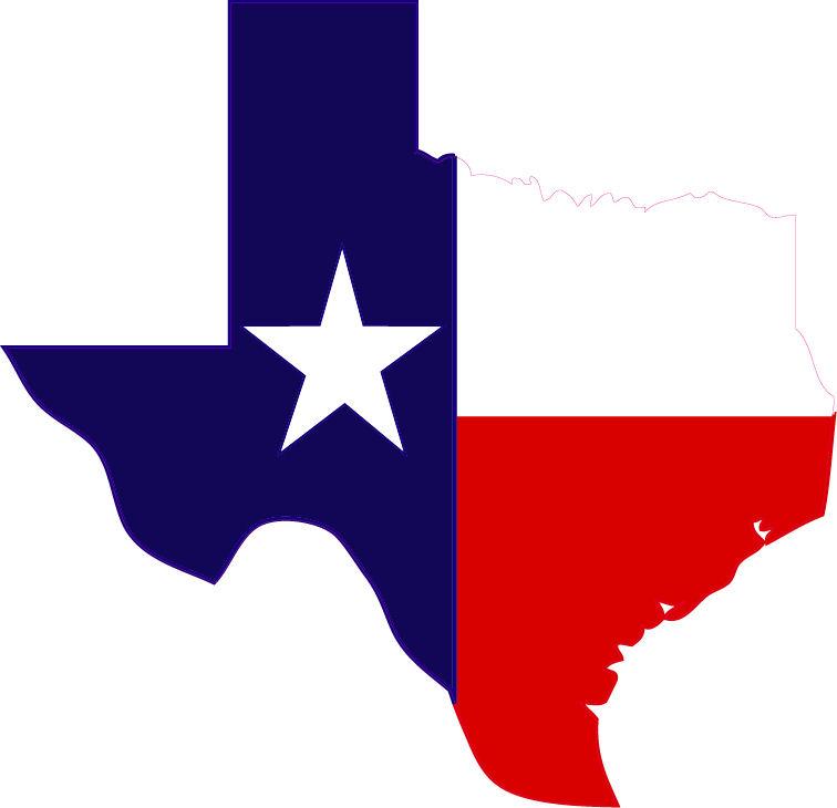 756x730 Texas Clipart