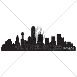 Texas Outline Vector
