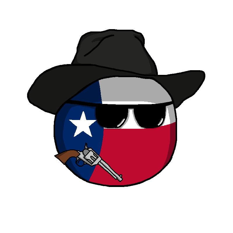 800x800 Texasball Polandball Wiki Fandom Powered By Wikia