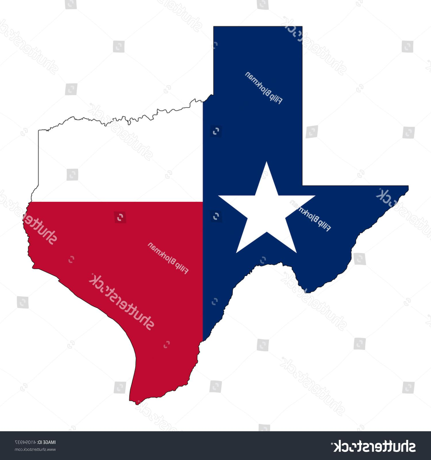 1500x1600 Top Stock Vector The Shape Of Texas Flag Inside Map Cdr