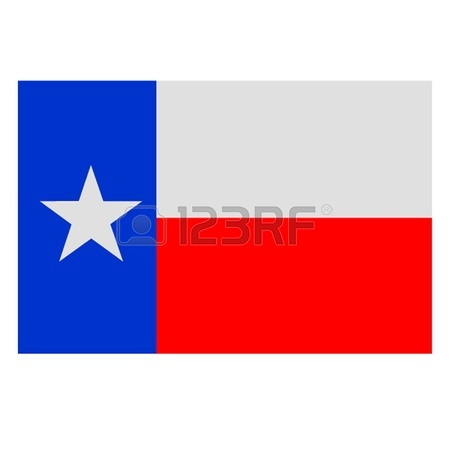 450x450 Texas Lone Star Flag Royalty Free Cliparts, Vectors, And Stock