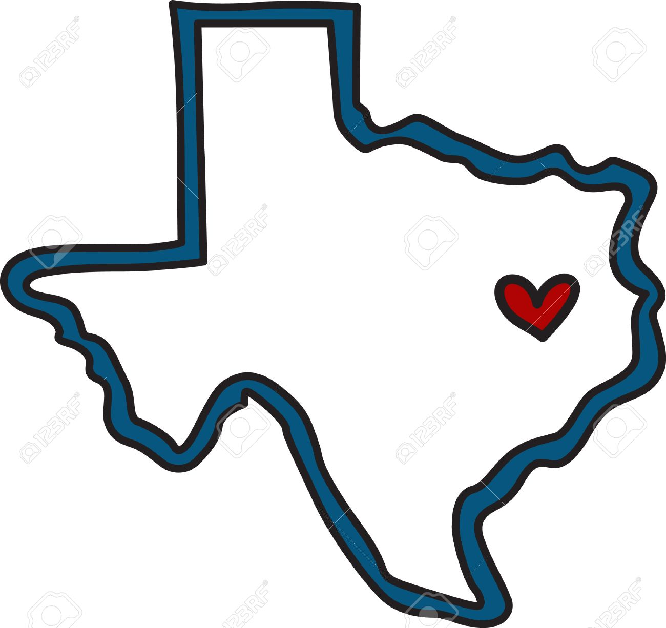 1300x1226 Texas Map Clipart Cliparts For Sample Of Work Order Basic Wiring