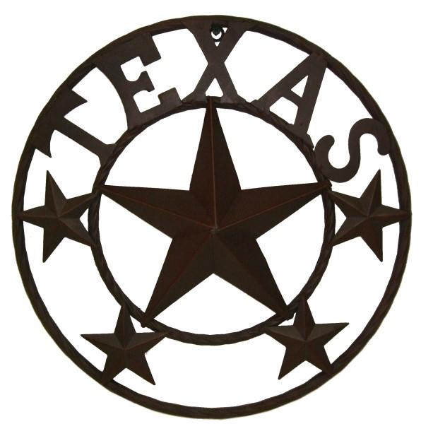 596x600 Texas Star Clipart