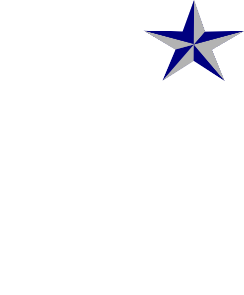 492x595 Texas Star Svg Clip Arts Download