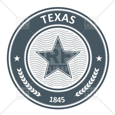 400x400 Texas Emblem