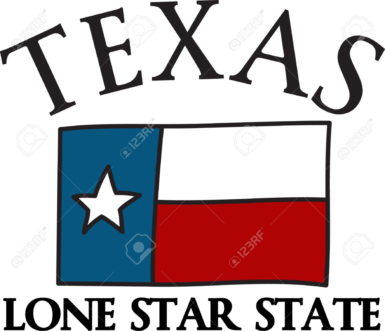 1300x1118 The Flag Of The Lone Star State Is A Perfect Embellishment