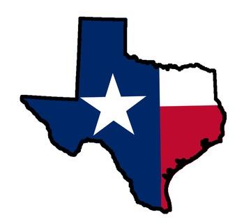 350x321 Texas State Symbols