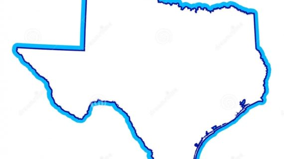 570x320 How To Draw Texas Drawing Of State Of Texas Royalty Free Stock