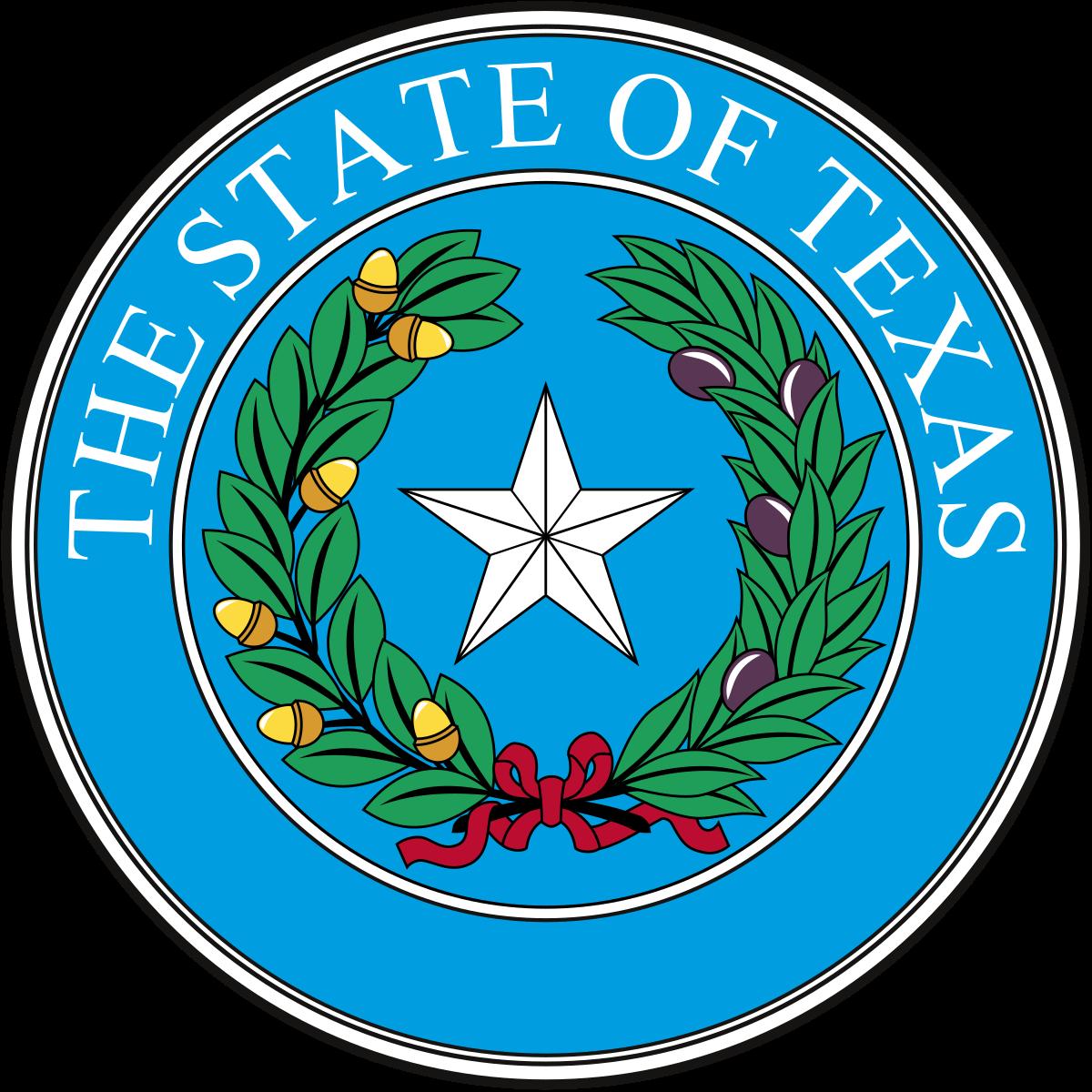 1200x1200 Seal Of Texas
