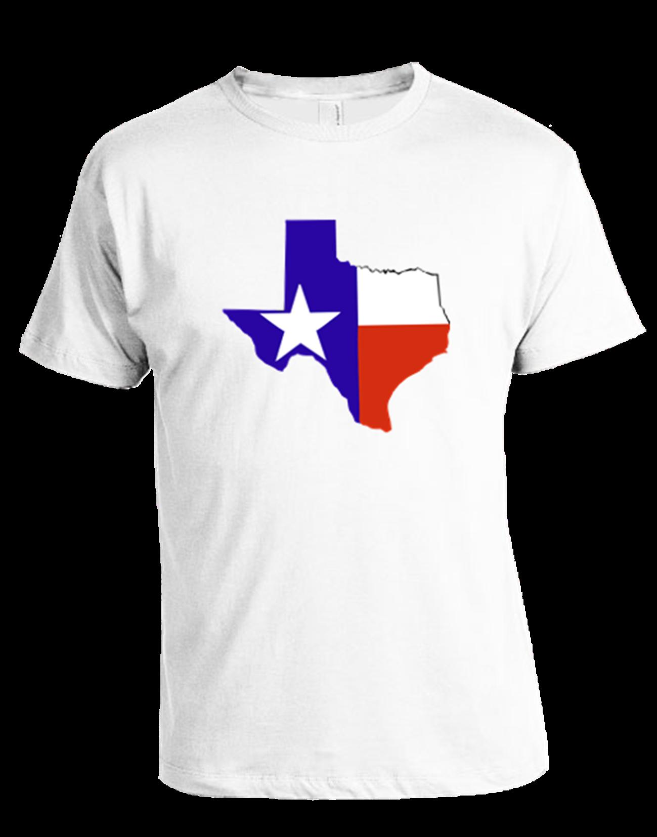 1299x1655 State Flag T Shirt