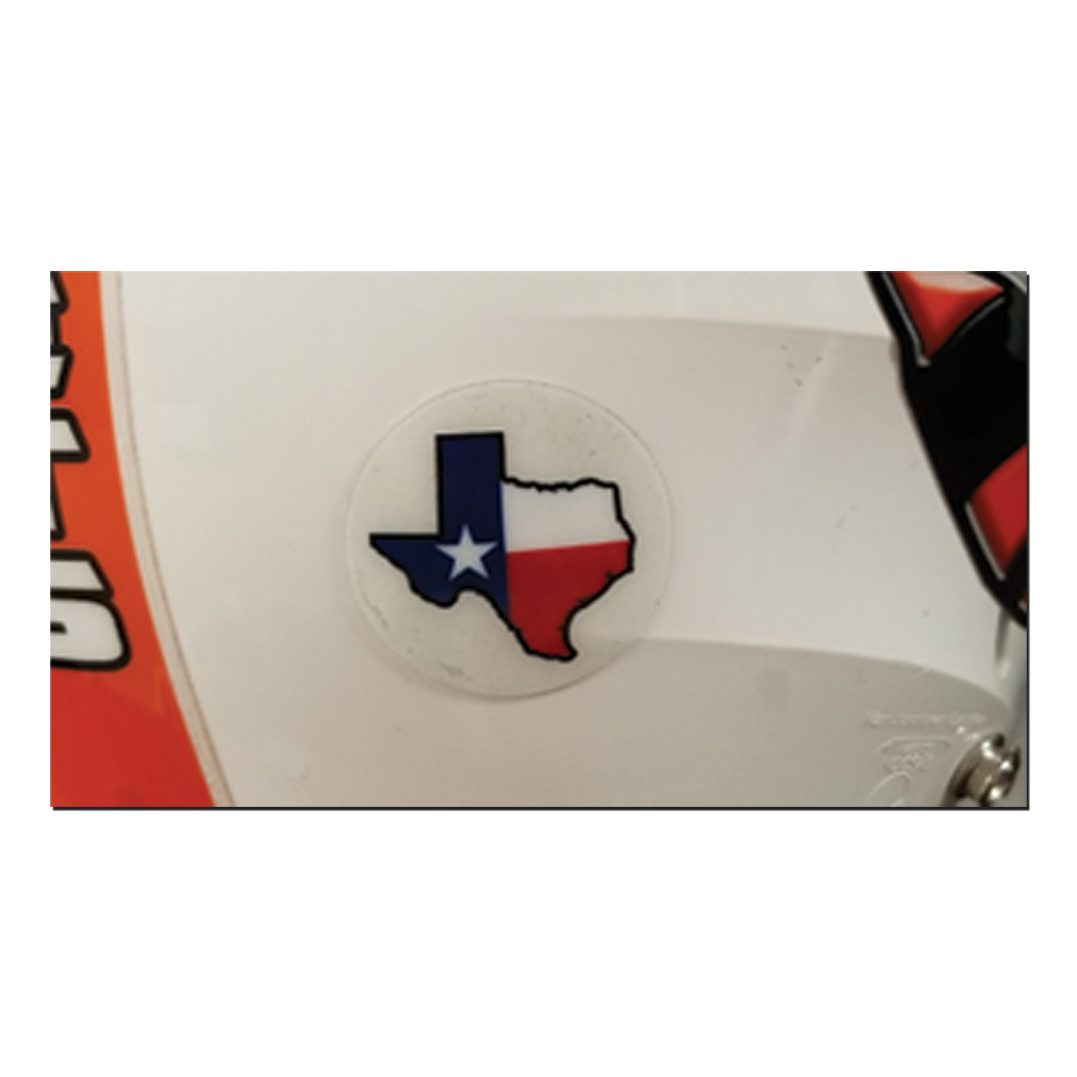 1200x1200 Texas State Flag Award Decals